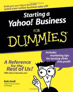 Starting a Yahoo! Business For Du-mmies free download