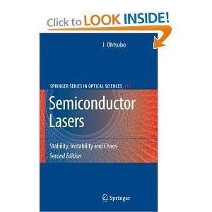 Semiconductor Lasers: Stability, Instability and Chaos free download