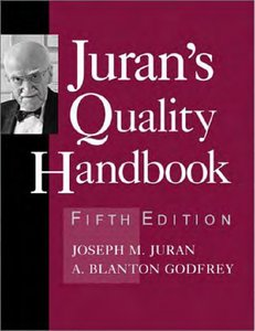 Juran's Quality Handbook, 5th Edition free download