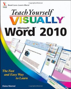 Teach Yourself VISUALLY Word 2010 free download