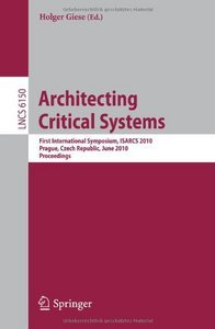 Architecting Critical Systems free download