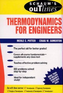 Schaum Engineering Thermodynamics (Schaum's Outlines) free download