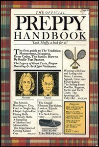 The Official Preppy Handbook free download