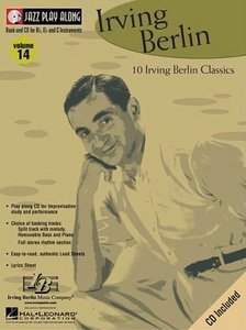 Jazz Play Along Vol. 14 - Irving Berlin free download