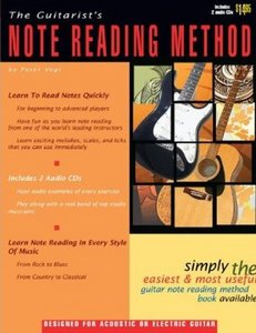 Peter Vogl - The Guitarist's Note Reading Method free download