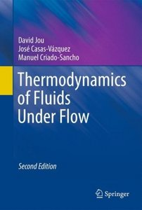 Thermodynamics of Fluids Under Flow free download