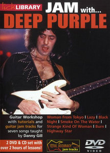 Lick Library - Jam With Deep Purple (2009) free download
