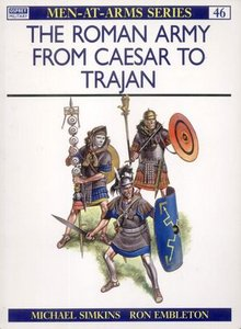 Men-at-Arms 46: Roman Army from Caesar to Trajan free download