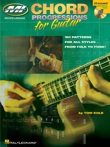 Musicians Institute - Chord Progressions for Guitar: 101 Patterns for All Styles free download