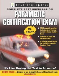 Paramedic Exam (Paramedic Certification Guide) free download