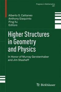 Higher Structures in Geometry and Physics free download