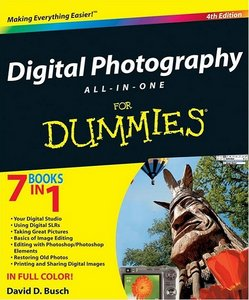 Digital Photography All-in-One Desk Reference For Dummies, 4 Edition free download