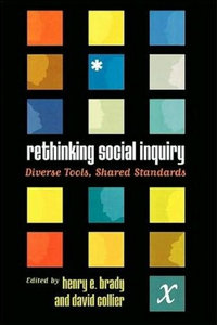 David Collier, Henry E. Brady - Rethinking Social Inquiry: Diverse Tools, Shared Standards free download