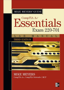 Mike Meyers CompTIA A  Guide free download