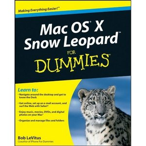 Mac OS X Snow Leopard For Dummies free download