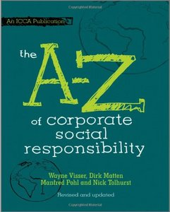 The A to Z of Corporate Social Responsibility free download