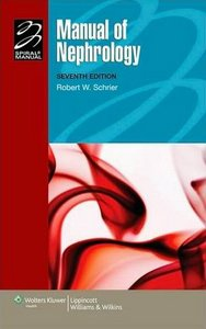 Manual of Nephrology: Diagnosis and Therapy free download
