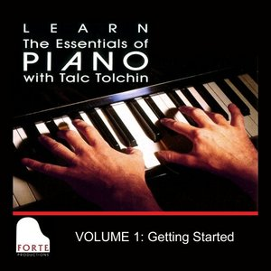 Talc Tolchin - Learn The Essentials Of Piano (volume 1-4) free download