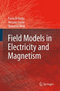 Field Models in Electricity and Magnetism free download