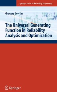 The Universal Generating Function in Reliability Analysis and Optimization free download
