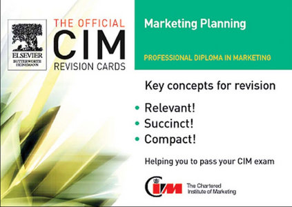 CIM revision cards Marketing Planning 05/06 (Official CIM Revision Cards) free download