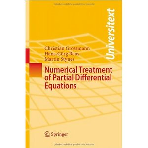 Numerical Treatment of Partial Differential Equations free download