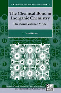 The Chemical Bond in Inorganic Chemistry free download