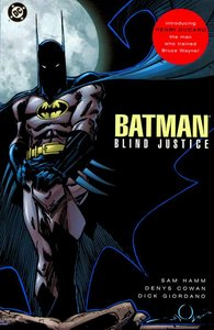 Batman: Blind Justice TPB free download