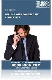 Dealing with Conflict and Complaints free download