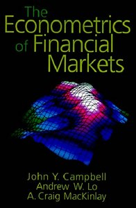 The Econometrics of Financial Markets free download
