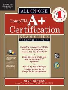 CompTIA A  Certification All-in-One Exam Guide (Exams 220-701amp; 220-702) free download
