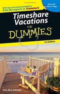 Timeshare Vacations For Dummies free download