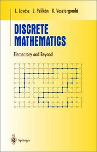 Discrete Mathematics: Elementary and Beyond free download
