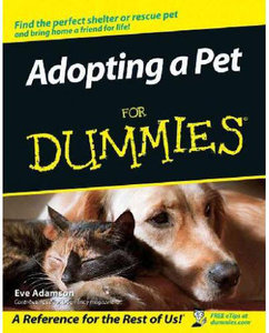Adopting a Pet For Dummies free download