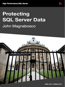 Protecting SQL Server Data free download