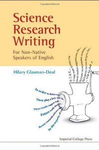 Science Research Writing: A Guide for Non-Native Speakers of English free download