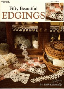 Fifty Beautiful Edgings to Crochet free download