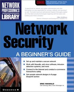 Network Security: A Beginner's Guide free download
