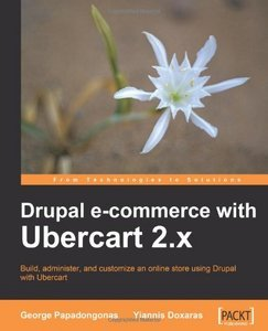 Drupal E-commerce with Ubercart 2.x free download