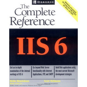 IIS 6: The Complete Reference free download