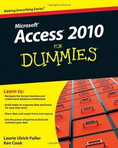 Access 2010 For Dummies free download