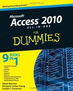 Access 2010 All-in-One For Dum-mies free download