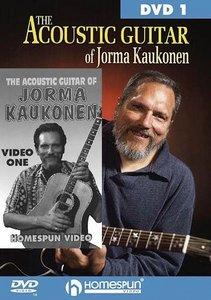 Homespun Tapes - The Acoustic Guitar of Jorma Kaukonen with Jack Cassidy free download