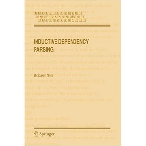 Inductive Dependency Parsing (Text, Speech and Language Technology) free download