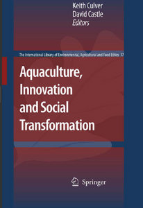 Keith Culver, David Castle - Aquaculture, Innovation and Social Transformation free download