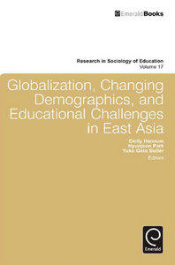 Emily Hannum - Globalization, Changing Demographics, and Educational Challenges in East Asia free download
