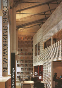 Architectural Design: New Working Spaces free download