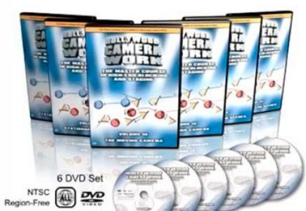 Hollywood Camera Work The Master Course All CD 1-6 Full free download