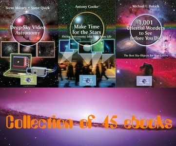 Patrick Moore's Practical Astronomy Series (Collection of 45 ebooks) free download