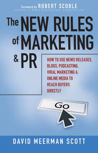 The New Rules of Marketing and PR free download